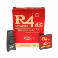 R4i Renovation pour DS / DSi / DSi LL (XL) Compatible Version 1.4