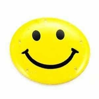 Badge Lumineux Smiley