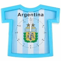 Horloge Football Argentine
