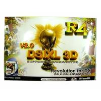 R4i Revolution pour DS / DSi / DSi LL (XL) Compatible Version 2.0 (Série Spéciale Coupe du Monde 2010)