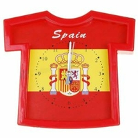 Horloge Football Espagne