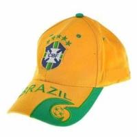 Casquette Football Brésil