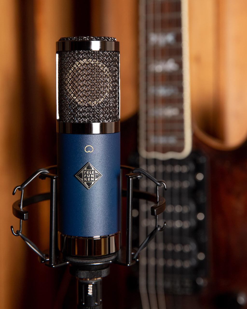 TF11 in the studio