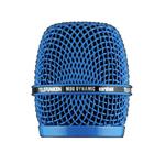 Blue M80 Headgrille