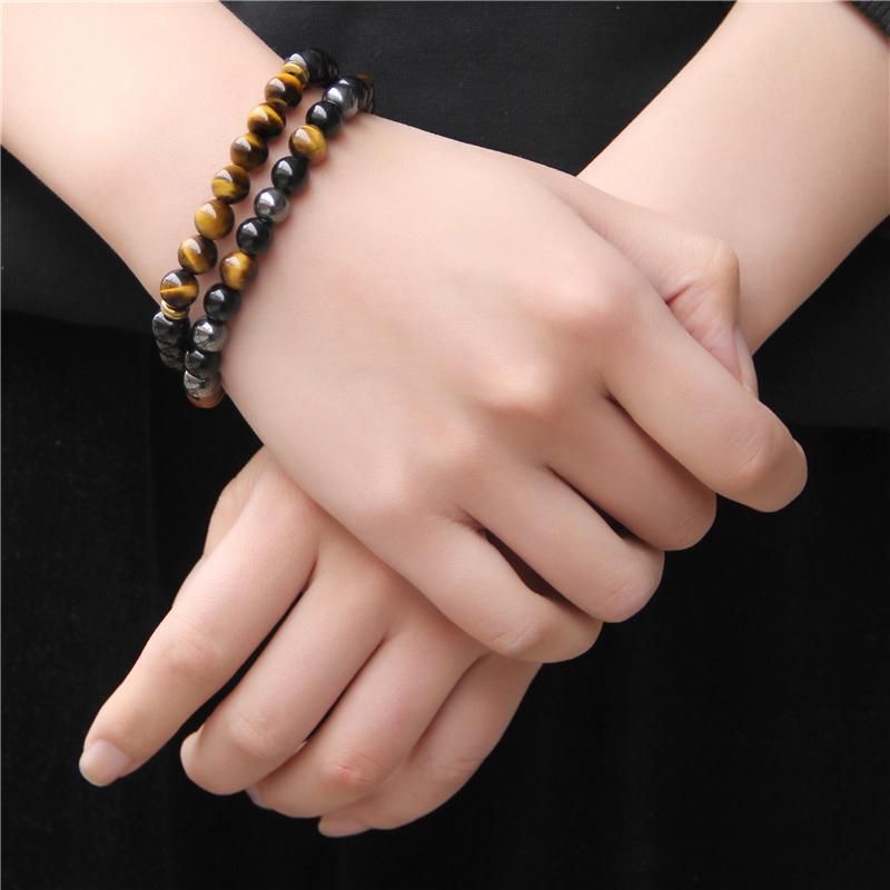 Bracelets Duo ROMEO et JULIETTE femme et homme