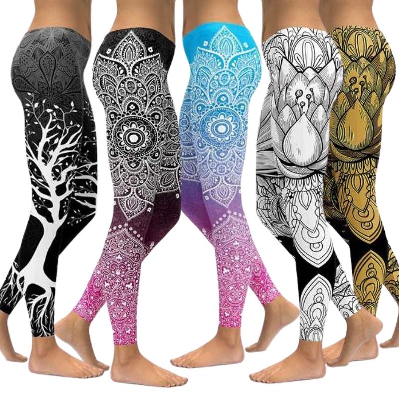 Leggings Femme Sport and Design 3