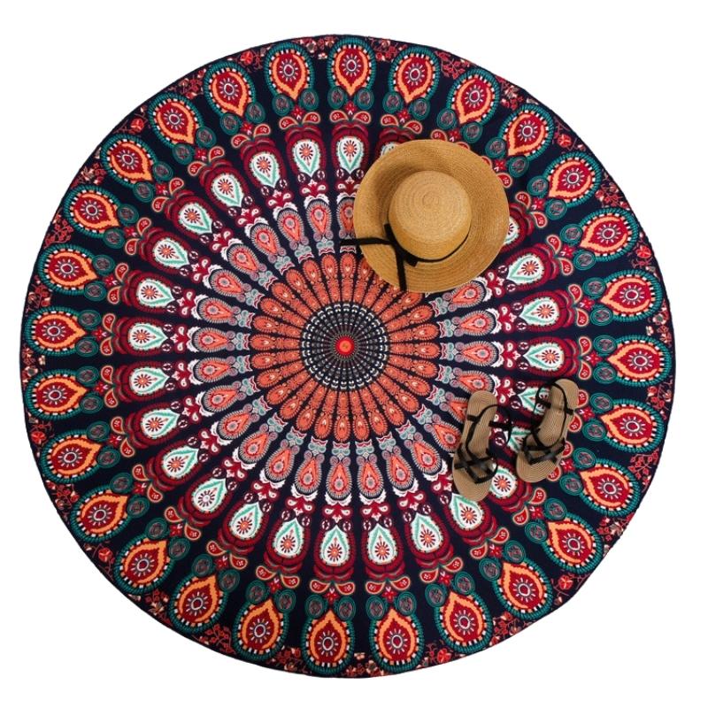 serviette-de-plage-mandala-indien