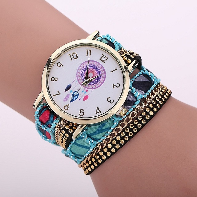 Montre-Bracelet Attrape-rêves