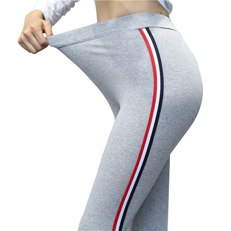 Leggings Coton TRICOLORE du S au 5XL