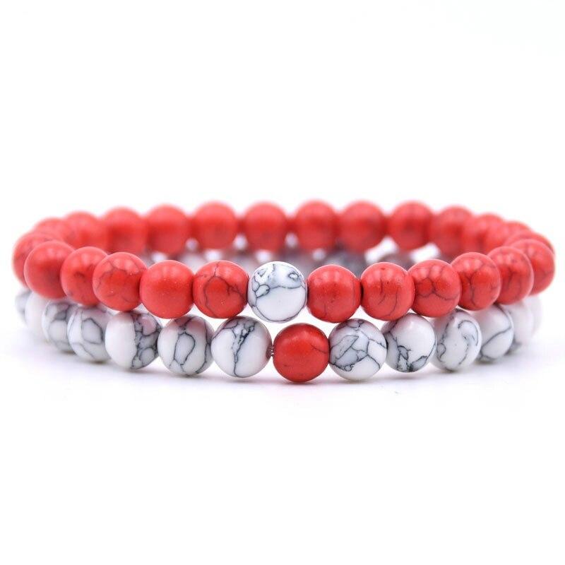 bracelets femme homme bijoux en pierres semi précieuses