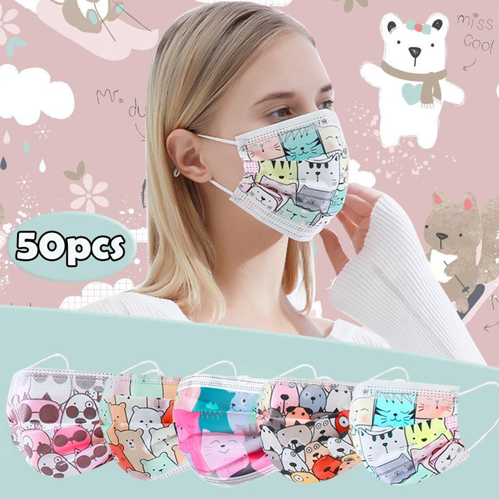 masque papier pour adulte thème chat kitty cats