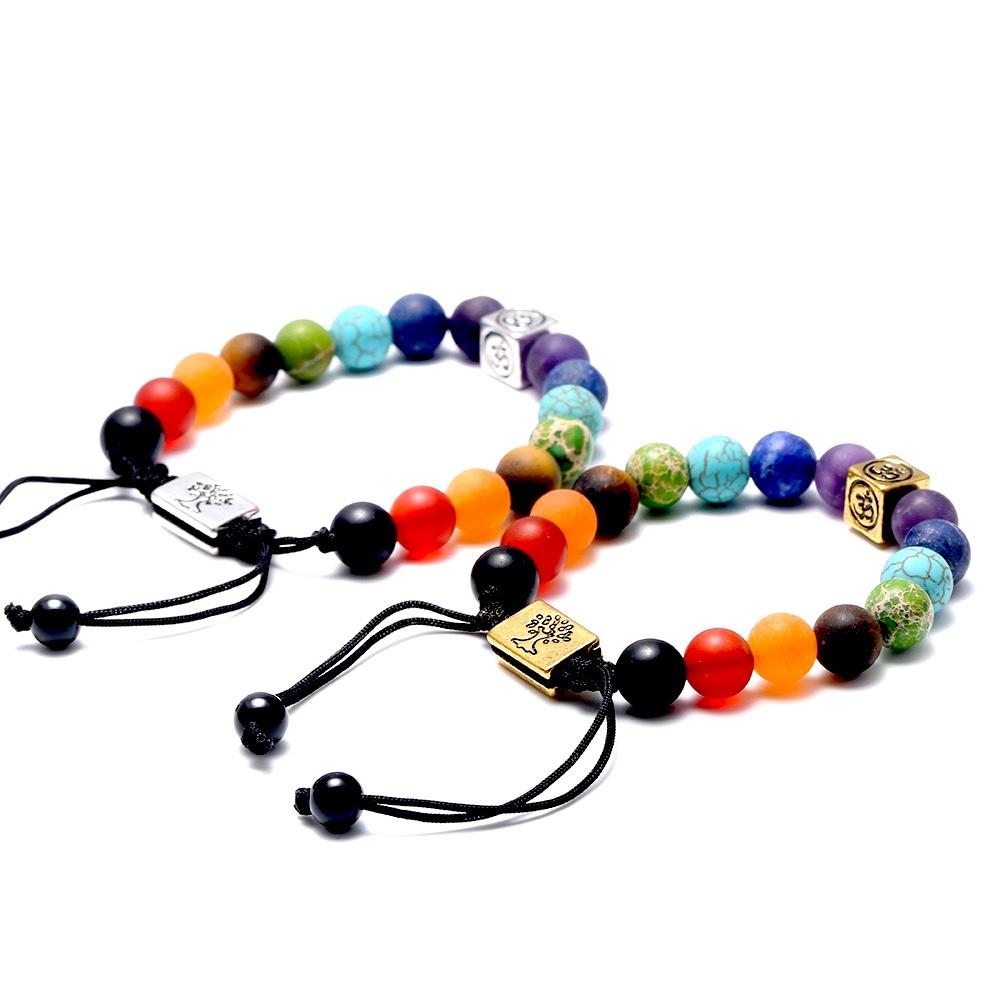 Bracelet Chakras du Bonheur