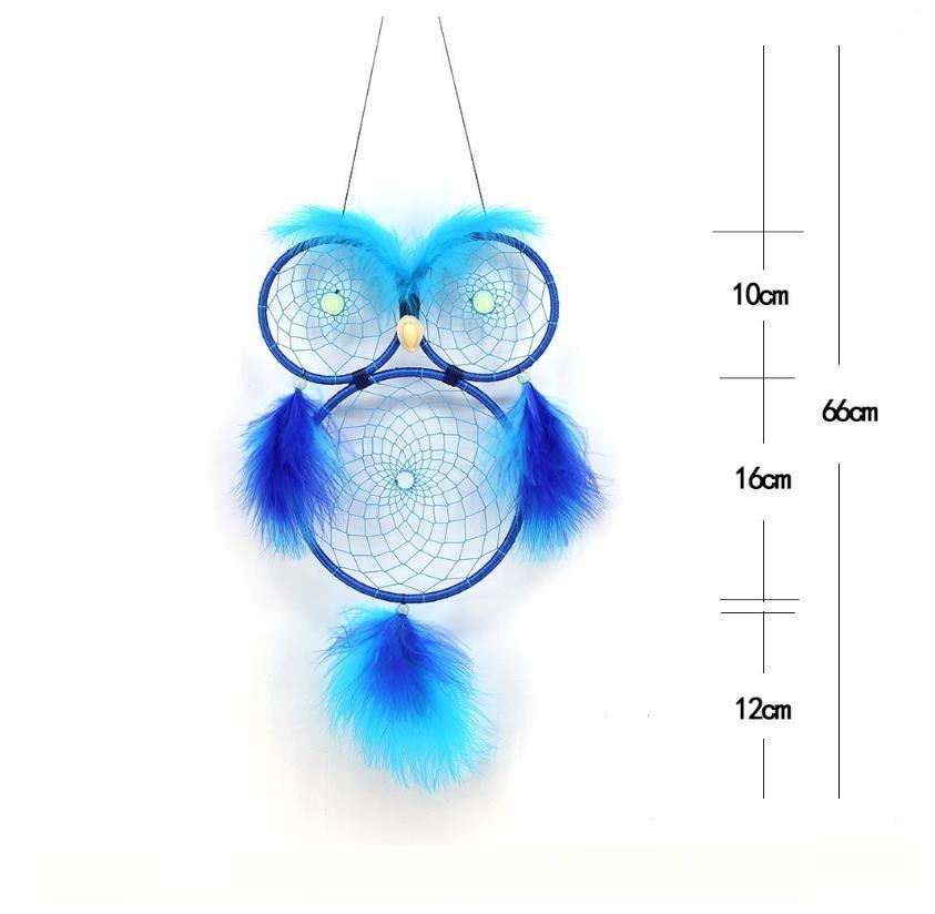 Attrape-Rêves hibou capteur de lumière