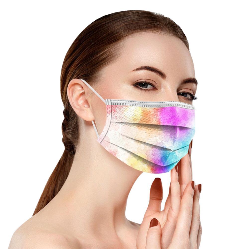 Masques chirurgicaux PASTEL FANTAISIE