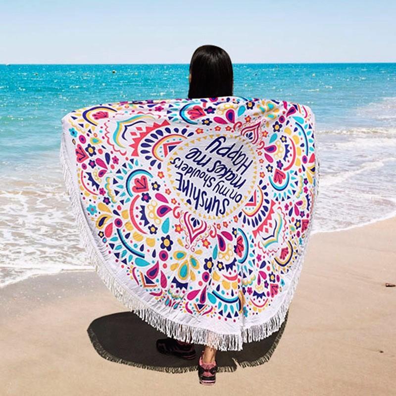 Serviette de plage Sunshine