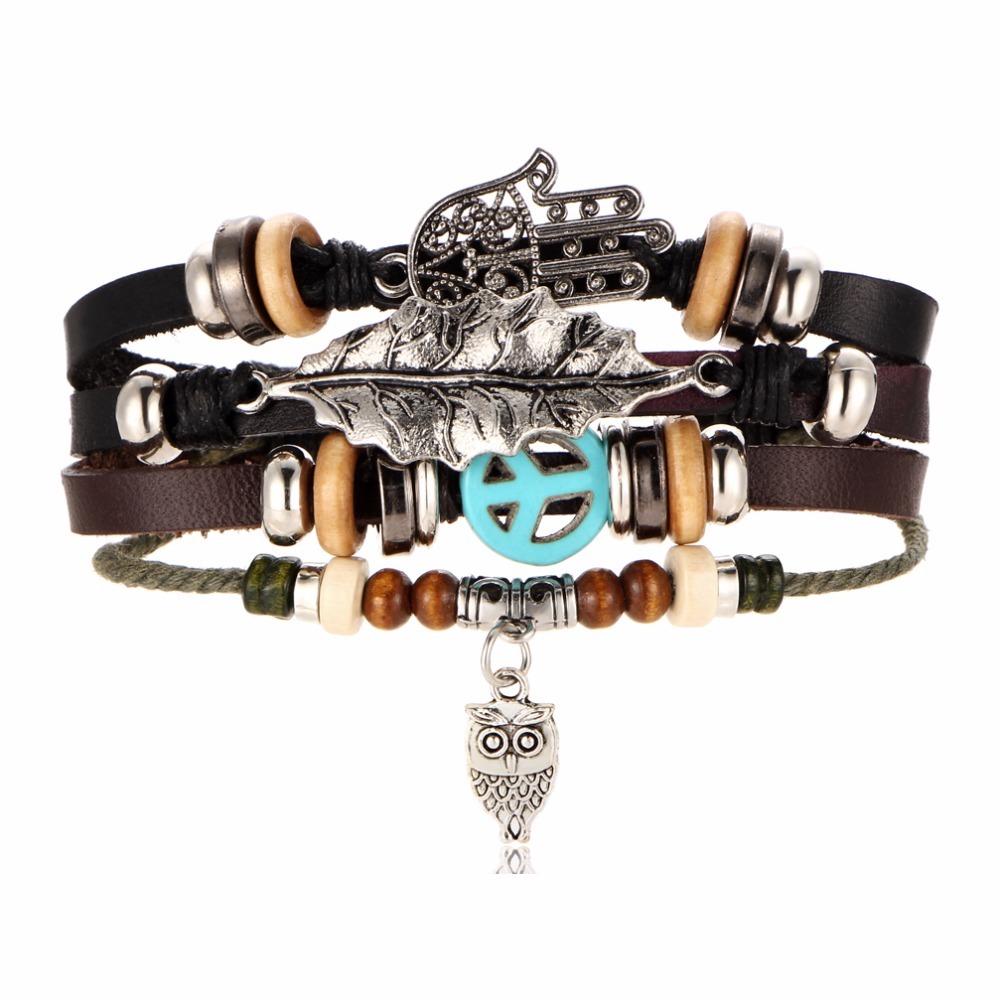 Bracelet Punky Hamsa