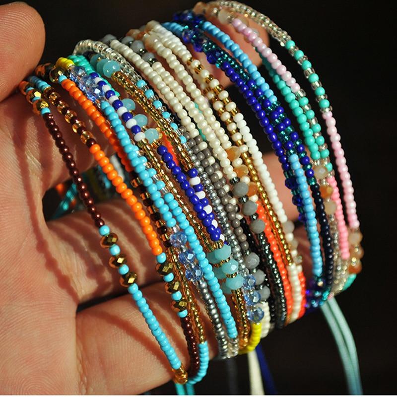petits bracelets fantaisie pour fille, bracelet amitié