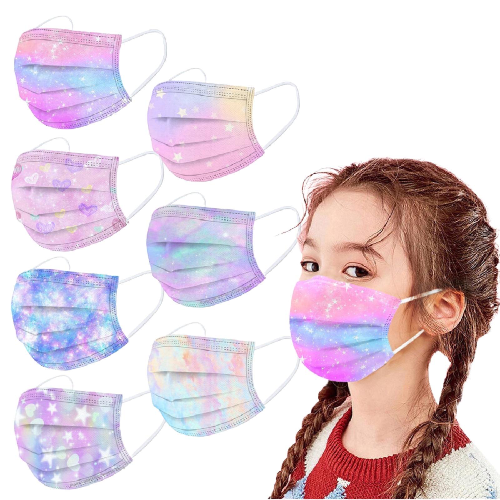 Masques Enfant les TOUT-DOUX (par 10 ou 50 pces) 1