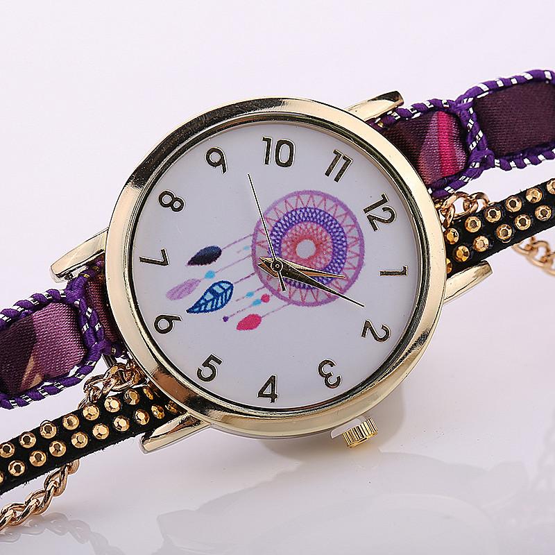 Montre-Bracelet Attrape-rêves