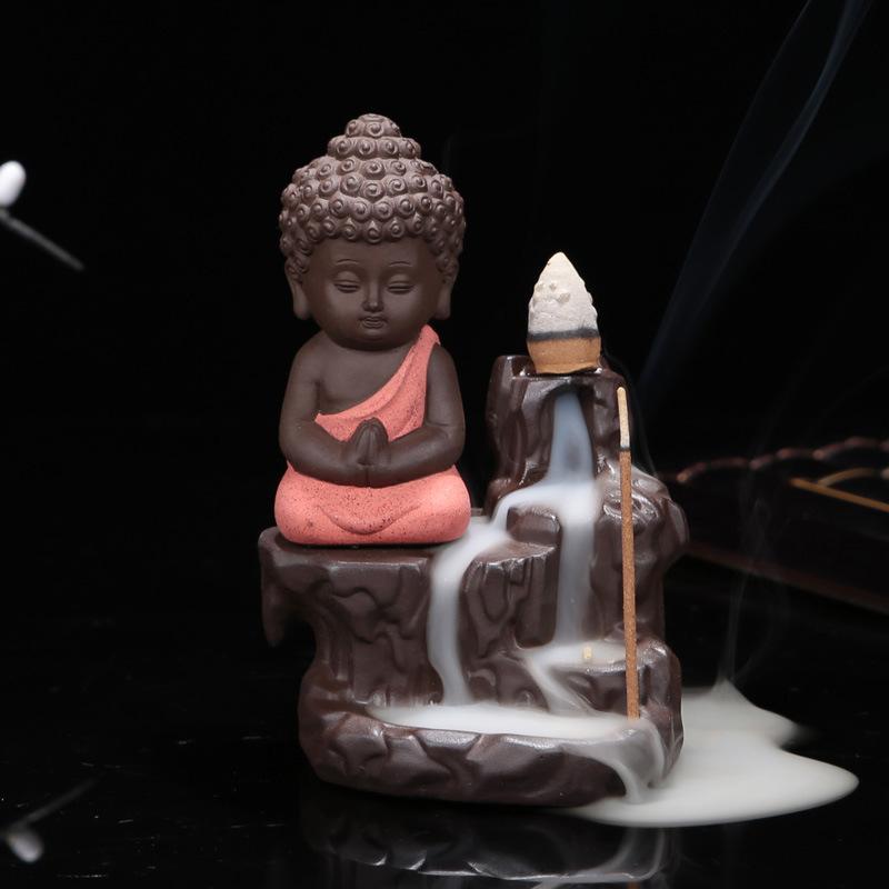 Cascade d\'encens little Buddha