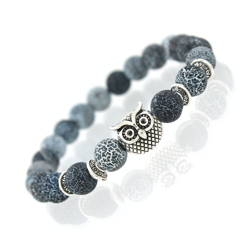 Bracelet Silver Hibou