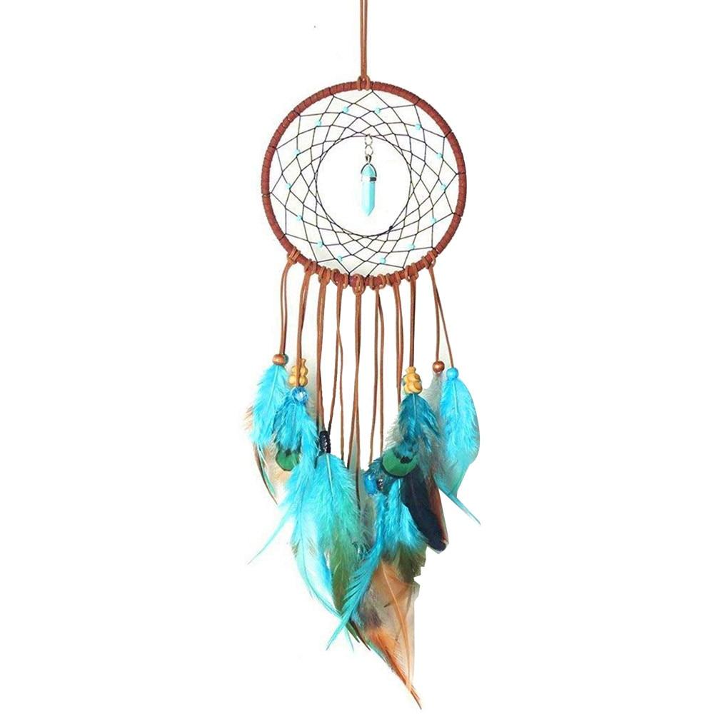 Attrape-Rêves Turquoise Energie