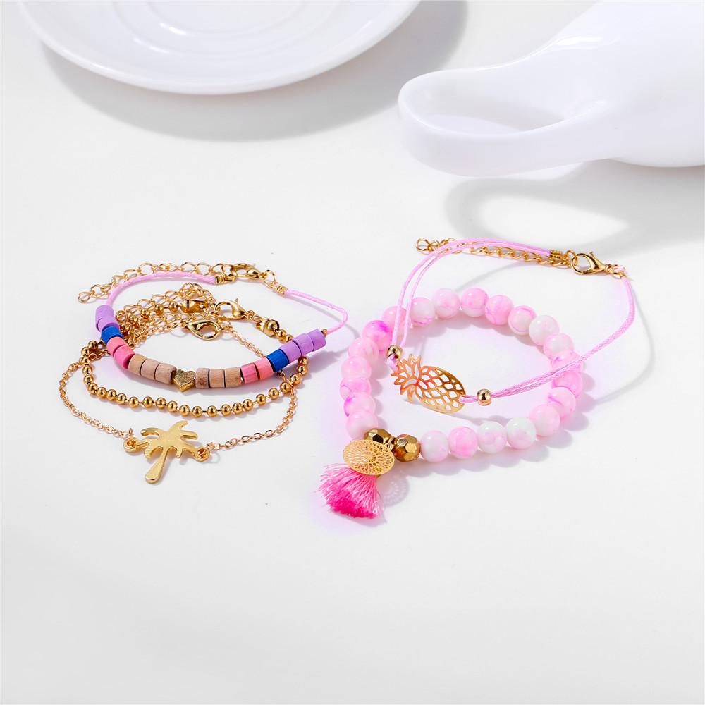 Bracelets (5 pièces) Summervibes