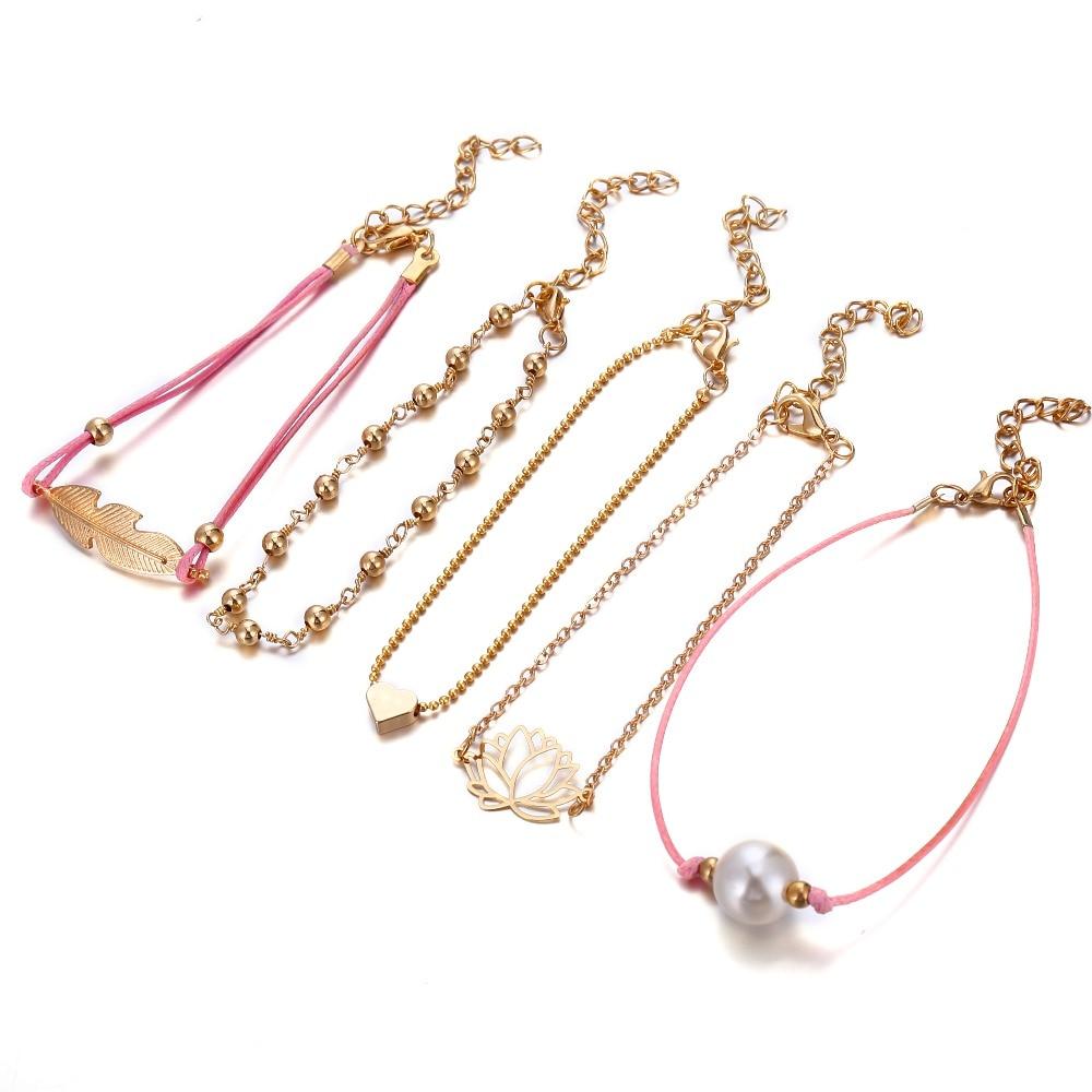 bracelets symbolique bohème chic