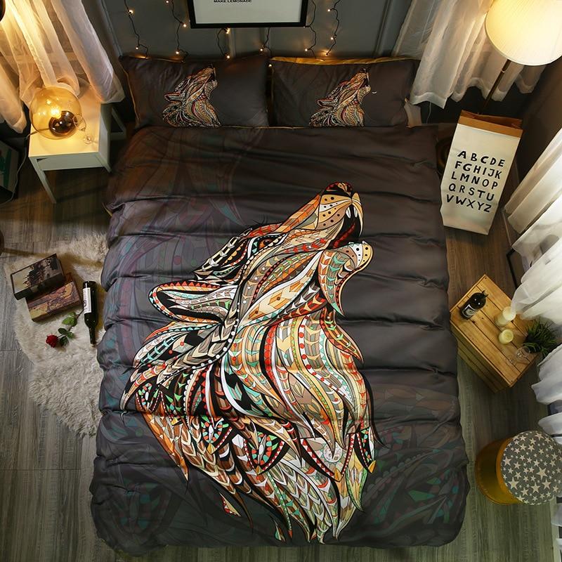 housse de couette taie d'oreiller linge de lit