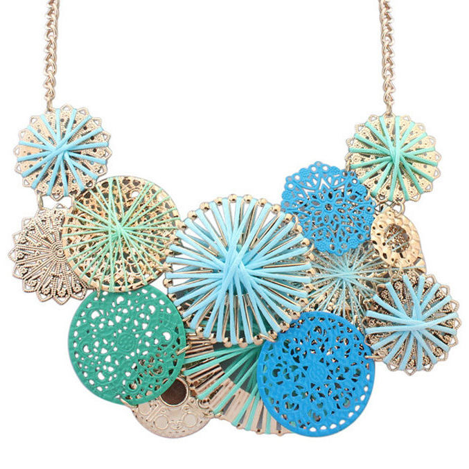 Collier Umbrella Turquoise