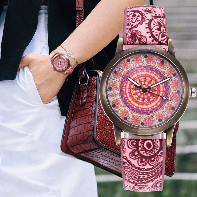 Dropshipping-Femmes-Creative-Fleur-Montres-Dames-De-Mode-Casual-Montres-Quartz-En-Cuir-Cadeau-Horloge-Relogio_0