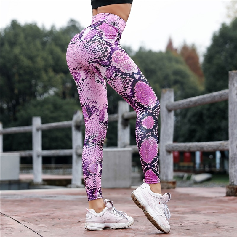 Legging, Leggings Femme, Pantalon de yoga, Fitness