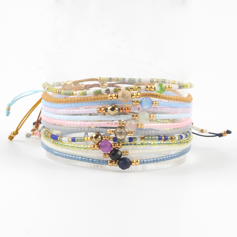 Bracelets de Perles Copacabana