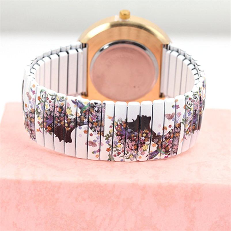 GoHappy, Mode et Bien-être Montre Bracelet Flowers