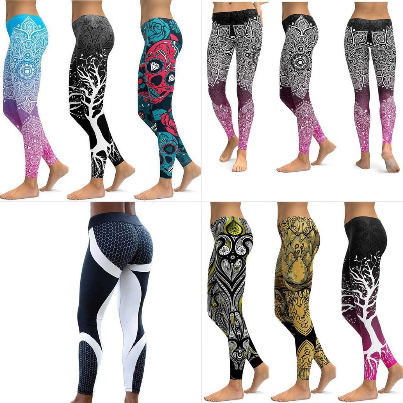 Leggings Femme Sport and Design