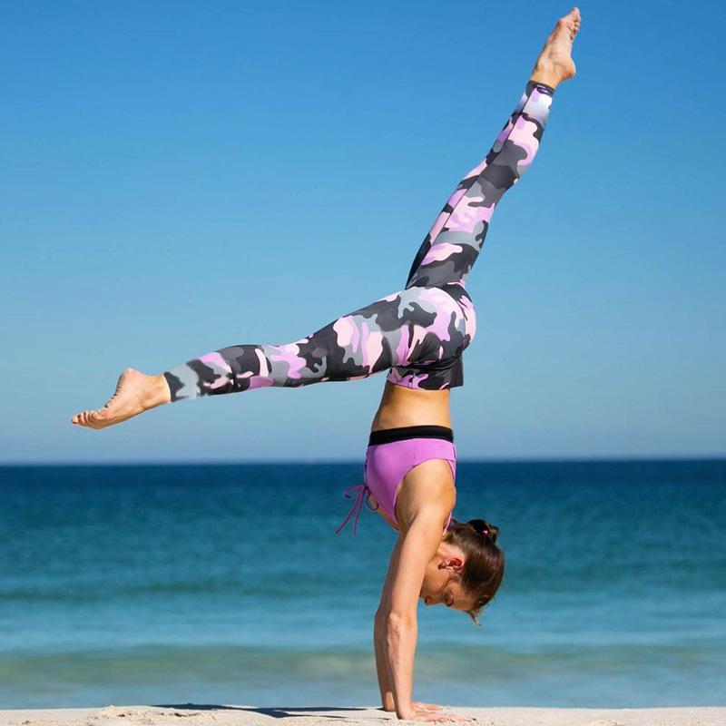 leggings légin sport femme yoga pants fitness pilates