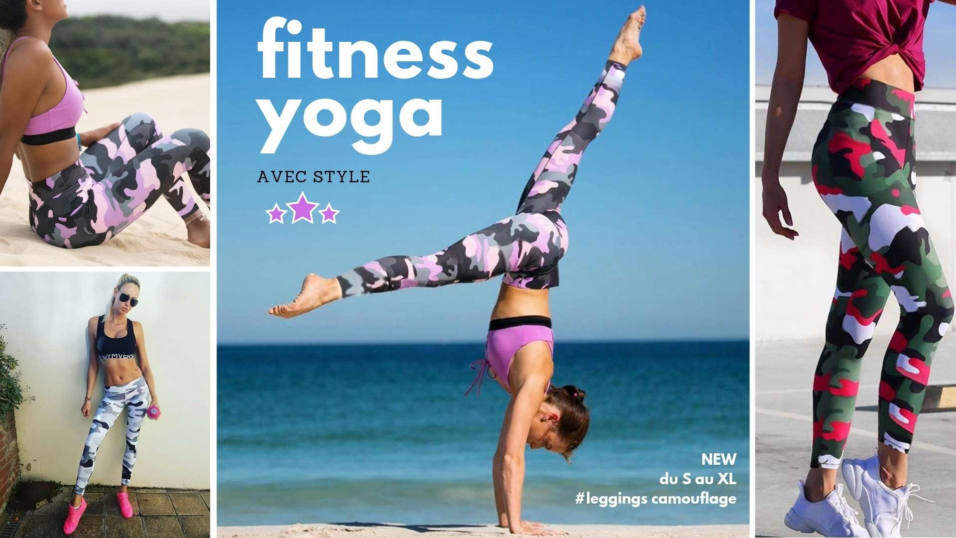 leggings fitness yoga gohappy