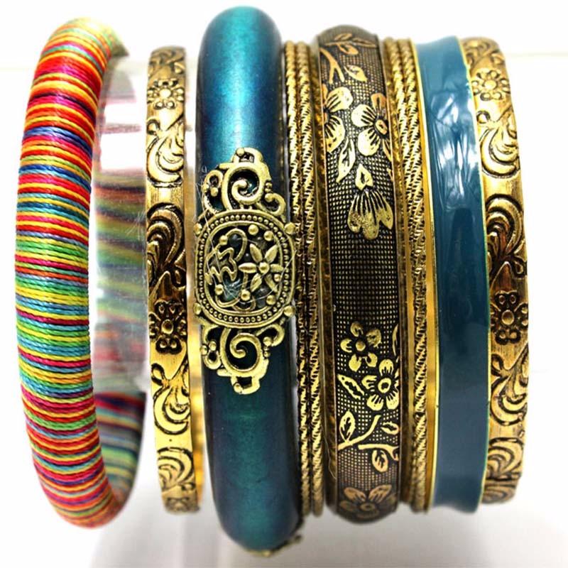 Bracelet Multi Anneaux Indi