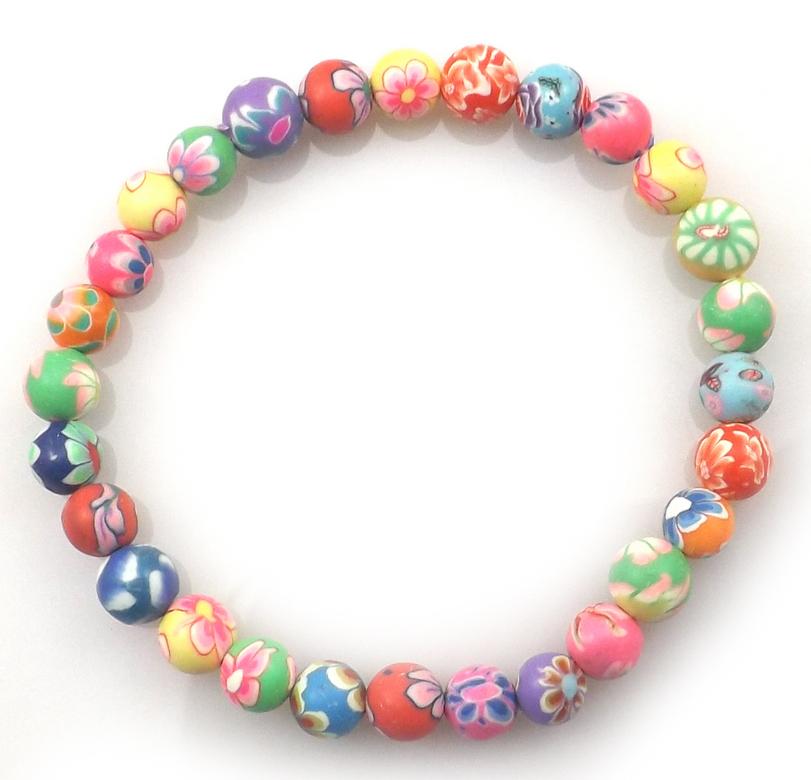 Bracelet Fleurs du Japon