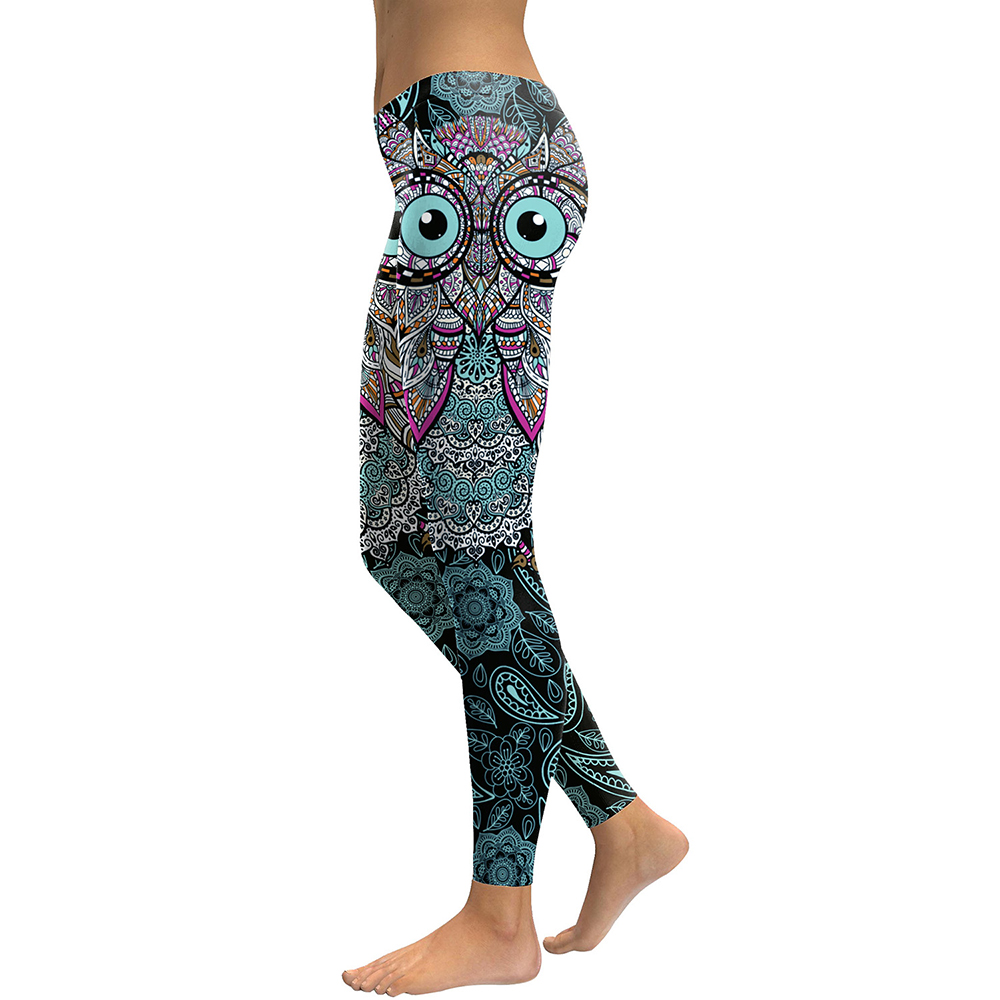 Leggings Fitness Hibou
