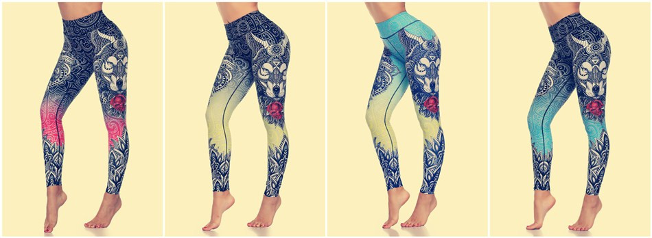 leggings légion sport femme yoga pants fitness pilates