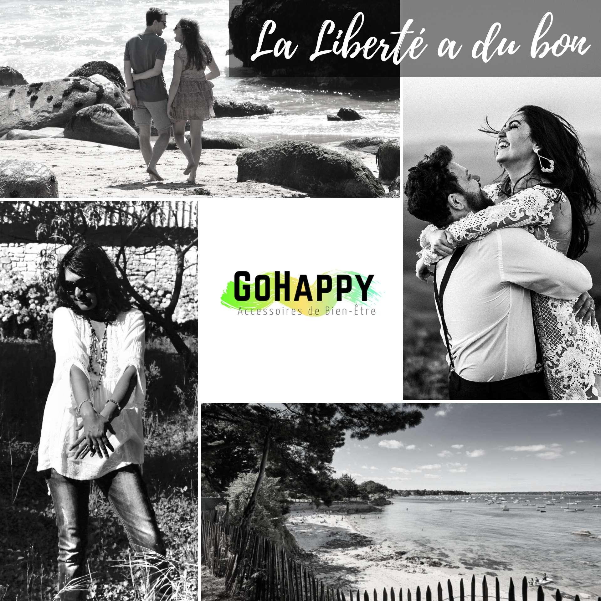 GoHappy Boutique accessoires de mode et de bonheur