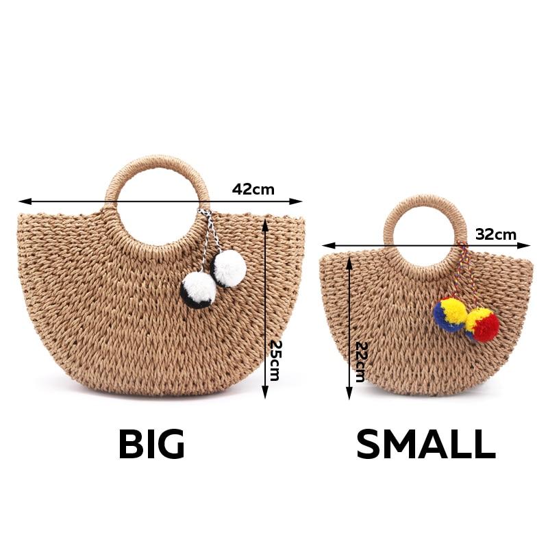 sac à main en paille, sac en osier, sac tressé, sac de plage en paille
