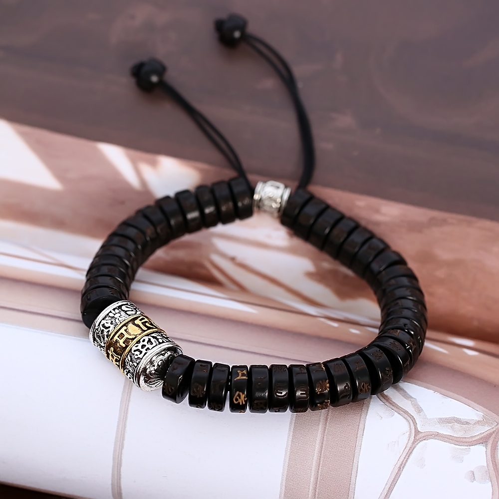 Bracelet OM Mani Padme Hum Mantra