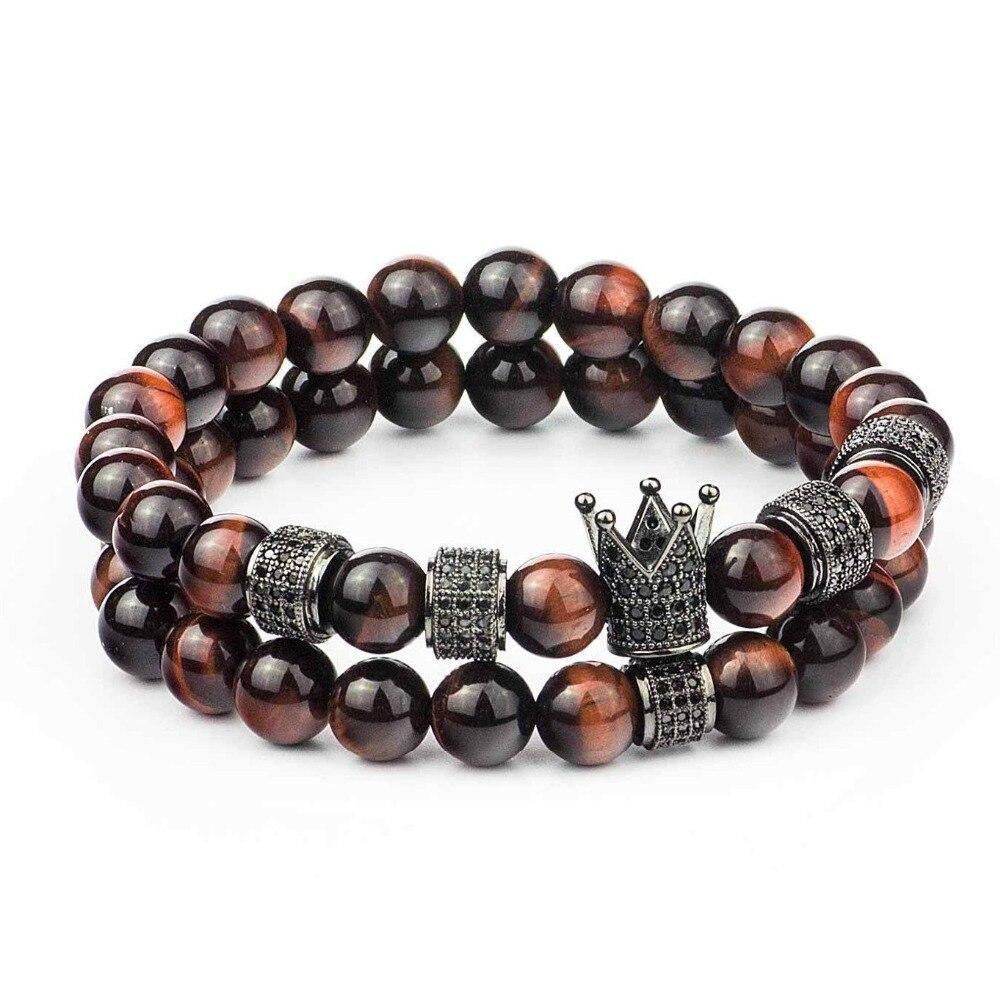 Bracelet 2 pièces King