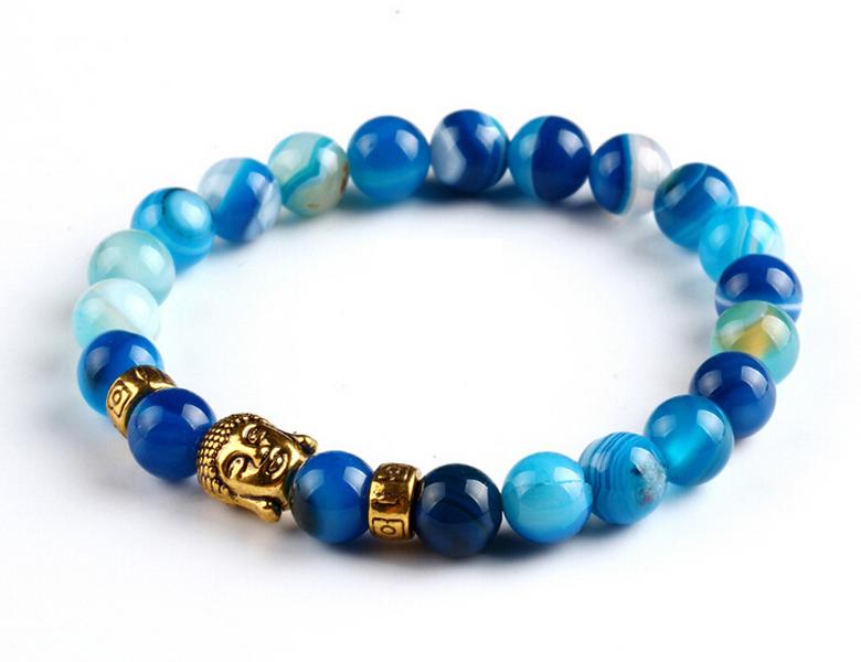 Bracelet de perles Buddha