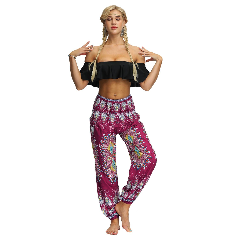 Pantalons Cocooning et Méditation