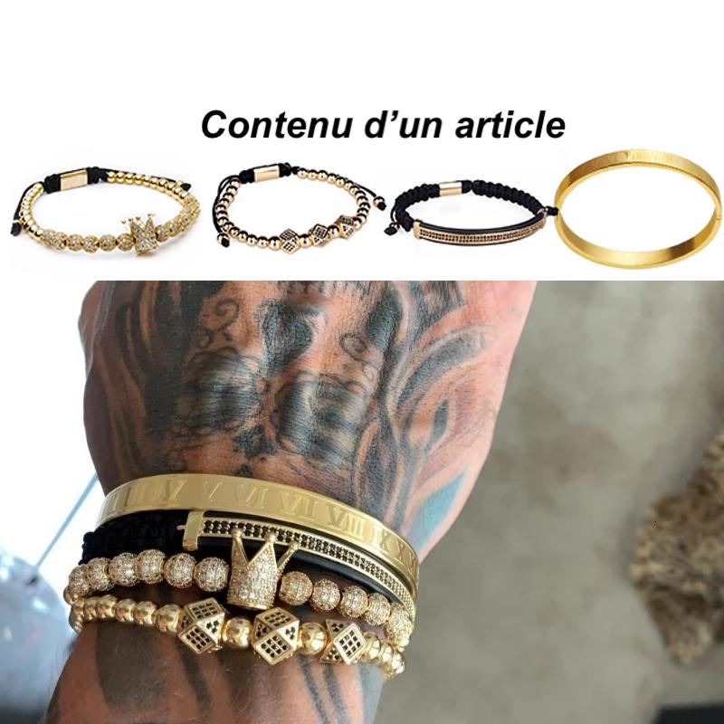 bracelet de luxe Homme en perles pierres naturelles