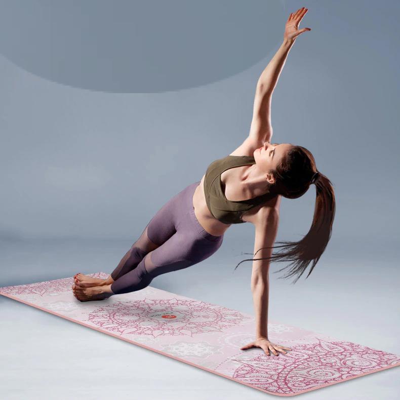 Tapis de yoga épais Haute Qualité