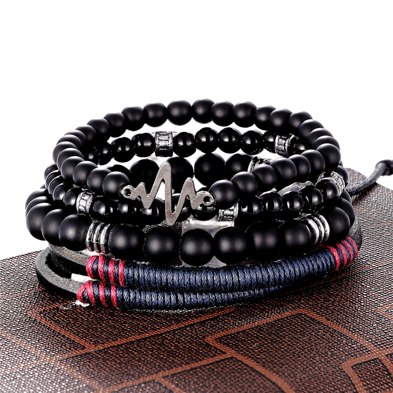 Bracelet multi-couches Men\'s World